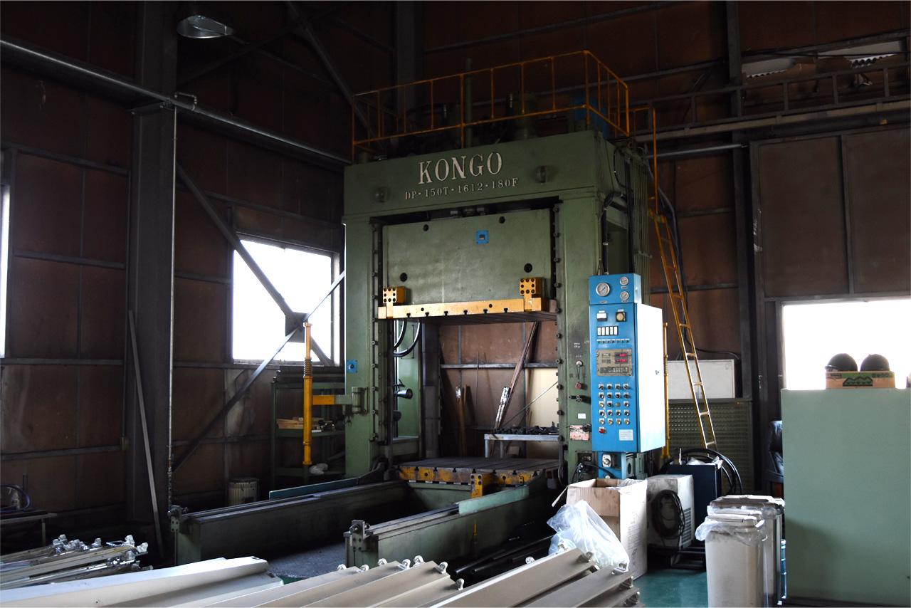 工場内設備
